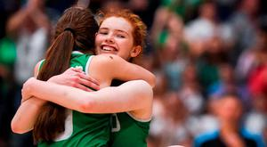 Claire Melia during last week's European 'B' Championships in Dublin. Photo by David Fitzgerald/Sportsfile