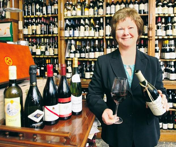 Evelyn Jones, government affairs director with the National Off-Licence Association. Photo: Frank McGrath