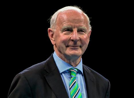 Pat Hickey. Photo: SPORTSFILE