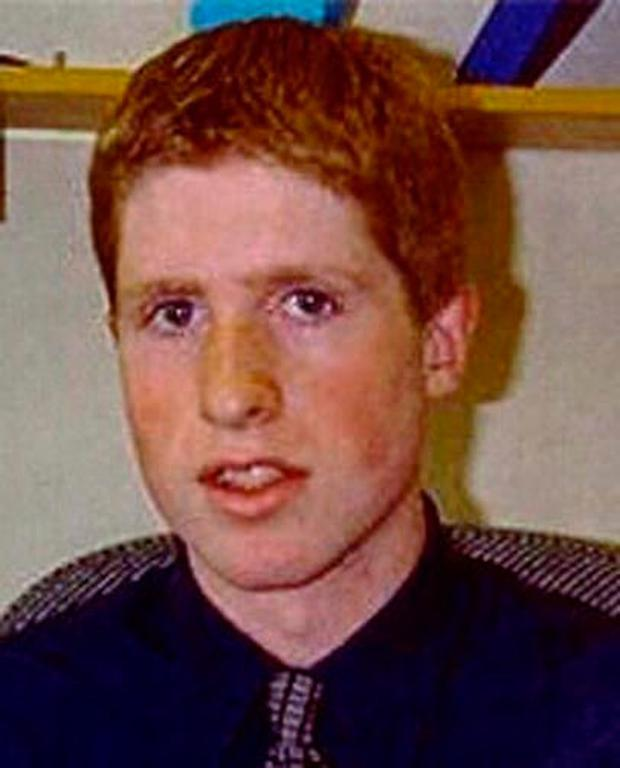 Trevor Deely who has not been seen since the early hours of December 8, 2000