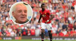 Dunphy has been an outspoken critic of Paul Pogba in recent months