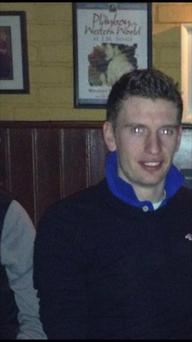 Road death victim Jonathan Fitzpatrick. Killed in a car crash when driving home to Kilkenny after working at the Dublin Horse Show in the RDS on August 12th 2017