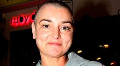 Sinead O'Connor lives with bipolar disorder Photo: Tony Gavin