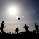 Football delivered four one-sided provincial finals, followed by four (of five) equally uncompetitive All-Ireland quarter-finals. (stock photo: Sportsfile)