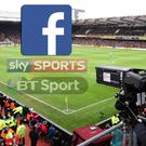Could Facebook soon rival BT and Sky in the UK market? Getty