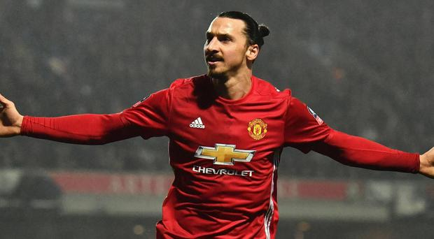 Jose Mourinho sees Zlatan Ibrahimovic as a key member of the Manchester United dressing room. Getty