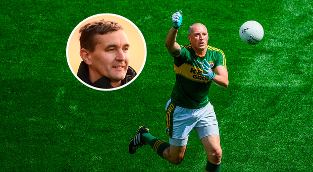 Maurice Fitzgerald is a selector with Kerry this season.