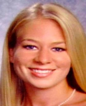 Natalee Holloway went missing while on holiday in 2005