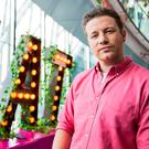 Heavy-hitter: Jamie Oliver will release 5Ingredients