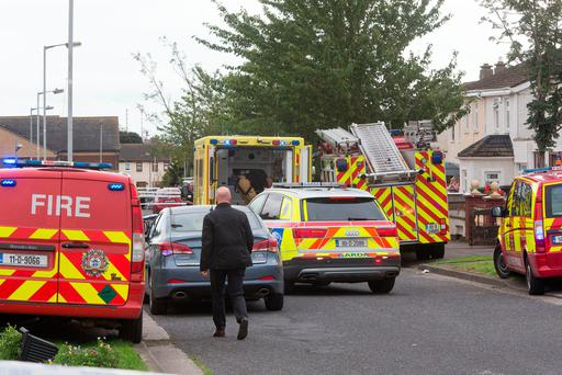 Man and woman shot dead in the Irish capital