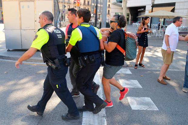 Filipinos injured in Barcelona terror attack, says official