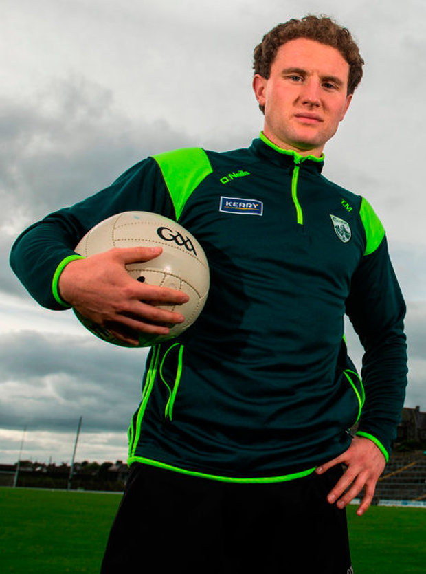 Kerry centre-back Tadhg Morley. Photo: Sportsfile