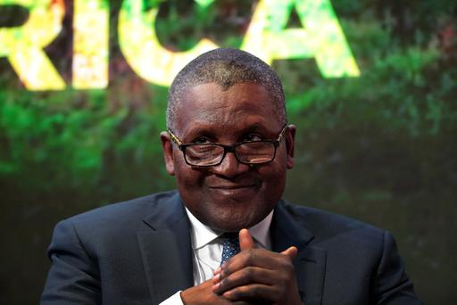 As soon as I buy Arsenal, I will sack Arsene Wenger - Dangote