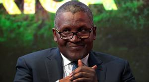 Billionaire Aliko Dangote would fire manager Arsene Wenger if he succeeds in buying football club. Photo: Bloomberg