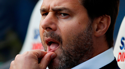 Tottenham manager Mauricio Pochettino. Photo: Reuters