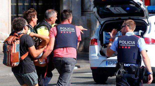 Fresh manhunt underway amid fears of more strikes — Barcelona attack