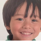 The desperate family of Julian Cadman have posted on Facebook begging for information after the little boy was separated from his severely injured mother CREDIT: THE FAMILY OF JULIAN CADMAN
