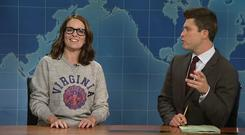 Tina Fey returns to SNL