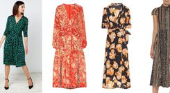 c422cad20729 25 fabulous wedding guest dresses to get your through the tricky transition  season
