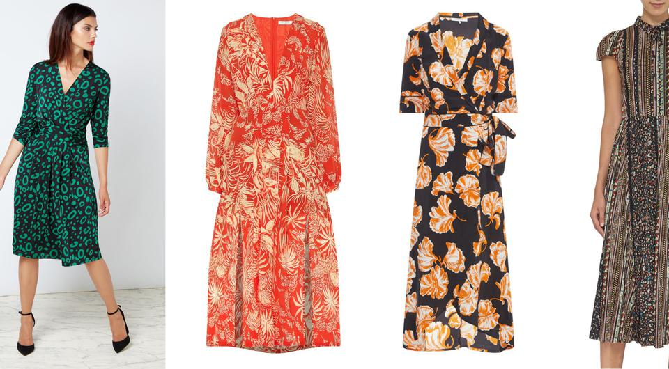 25 Fabulous Wedding Guest Dresses To Get Your Through The Tricky Transition Season
