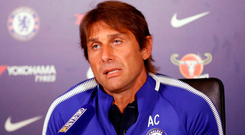 Chelsea manager Antonio Conte. Photo: Matthew Childs/Reuters