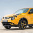 TOP PERFORMER: The Nissan Juke had a first-time NCT pass rate of 88pcyour