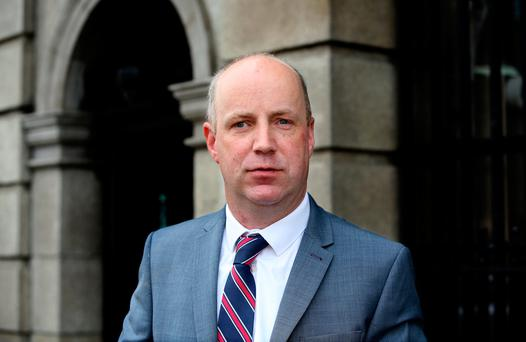INCENTIVE PLAN: Minister for Older People Jim Daly