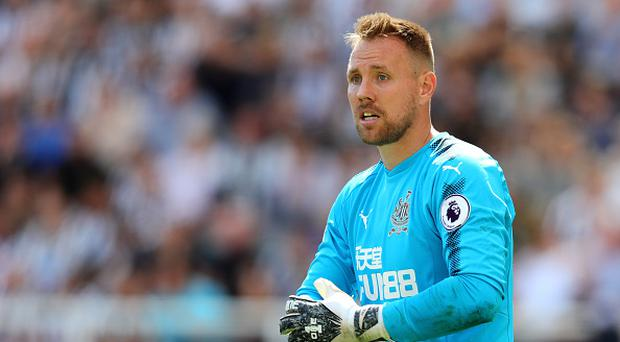 Rob Elliot not taking anything for granted as he battles for his place ahead of next year's World Cup