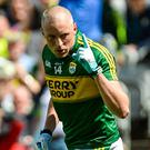 Andy Moran and Kieran Donaghy probably have one last chance to capture the Sam Maguire