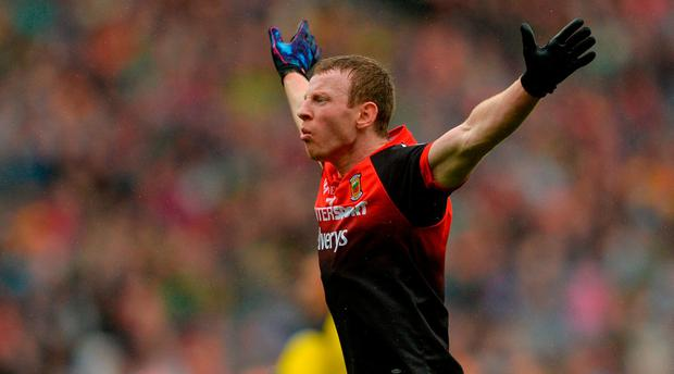Mayos' Colm Boyle. Photo: Sportsfile