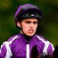 Jockey Donnacha O'Brien. Photo by Seb Daly/Sportsfile