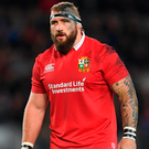 Marler: Lions education. Photo: Sportsfile