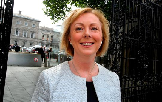 Social Protection Minister Regina Doherty. Photo: Tom Burke