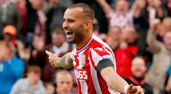 'It was match-winner Jese Rodriguez, signed on loan from Paris Saint-Germain, who captured the imagination with a display that hinted at a bright future.
