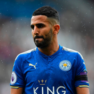 'Signed for £400,000 from Le Havre in 2014, Mahrez is now on the radar of some of Europe's biggest clubs' Photo: Getty