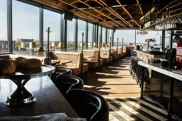 The Highline at Sophie's was named Best Late Bar/Nightclub at the Sky Bar of the Year Awards