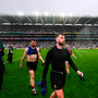20 August 2017; Aidan O'Shea of Mayo following the GAA Football All-Ireland Senior Championship Semi-Final match between Kerry and Mayo at Croke Park in Dublin. Photo by Stephen McCarthy/Sportsfile