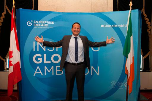 Taoiseach takes Pride in blooming alliance