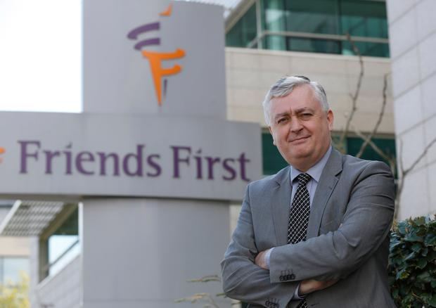 Tom Browne, chief executive officer of Friends First