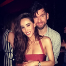 Eoghan McDermott and girlfriend Aoife Melia. Image: Instagram