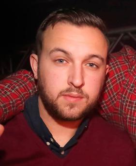 Jamie Burns died after taking an ecstasy pill