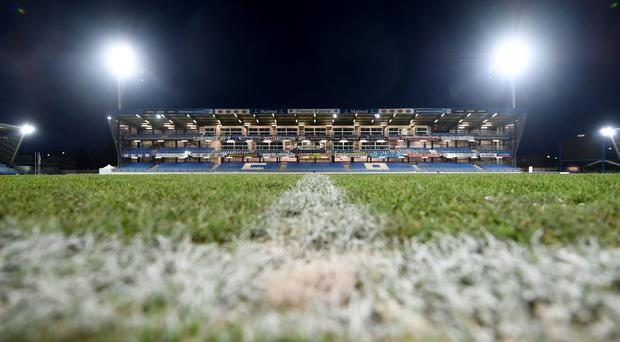 Leinster found it difficult at the Stade Pierre Antoine in their pool meeting with Top14 side Castres last season and Munster will know that there is very little margin for error as they look to hit the ground running. Photo: Stephen McCarthy/Sportsfile