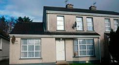 If you're budget-savvy, a three-bedroom house like this one in Letterkenny is on the market for a monthly rent of €600.
