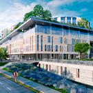 The new children's hospital is due to open in 2021