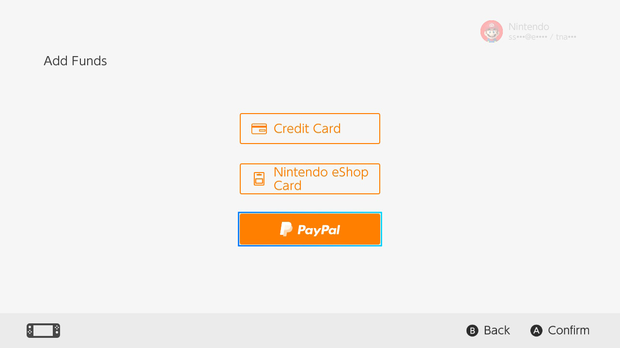 Nintendo eShop users in Ireland, as well as a number of select countries around the world, can now use PayPal, in addition to other existing methods of payment, on the Web or on their game console