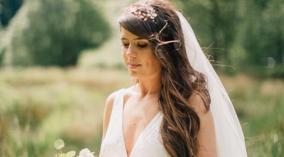 How The Pros Wed: Myrtle Ivory's Meghann Ties The Knot In