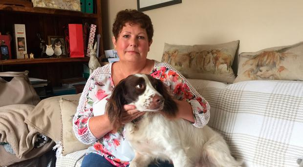 Terminally-ill Sandra Burch was forced to return to work after the fraud