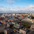 Some 128,050 sq m of office space was taken up in Dublin in the six months to the end of June