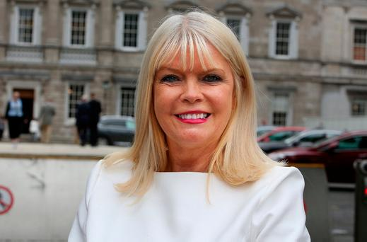 Minister of State Mary Mitchell O'Connor said all teachers doing the same work deserve equal pay. Photo: Tom Burke