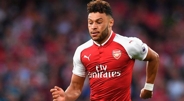 Oxlade-Chamberlain is due to meet Arsene Wenger today. Photo by Michael Regan/Getty Images